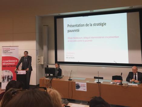 La Stratégie nationale de prévention et de lutte contre la pauvreté se déploie en Indre-et-Loire