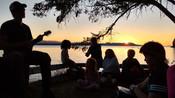 Sun set on camp1.jpg
