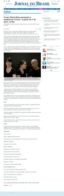 JORNAL DO BRASIL | 04/04/2016