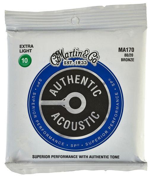 Martin Acoustic Strings - Various Gauges