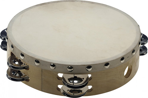 """Stagg Tambourine 8"""" with Jingles"""