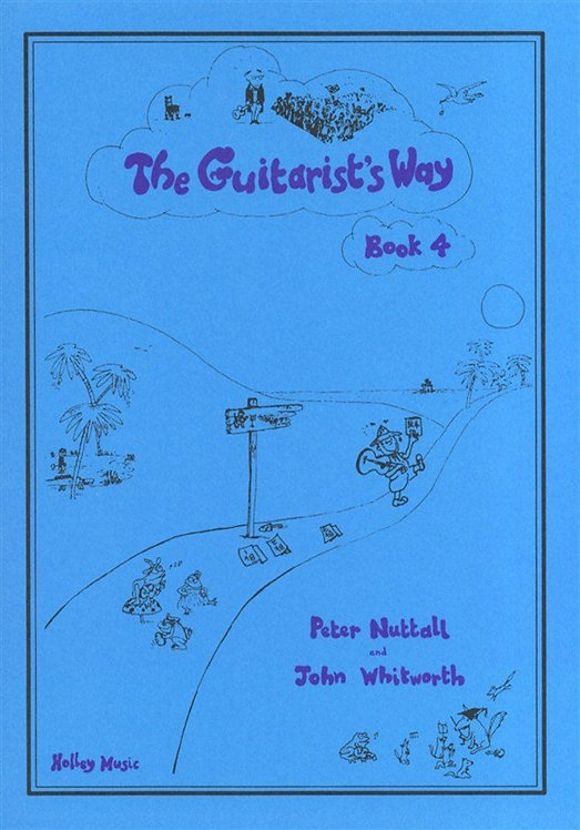 Guitarist Way Book 4