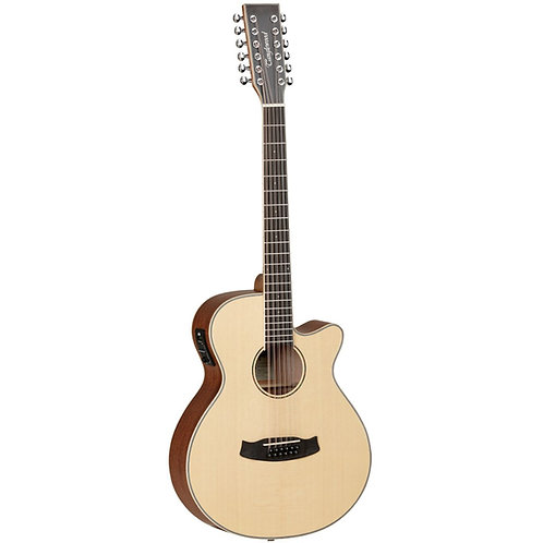 Tanglewood TW12VCE 12 String Cedar Electro Acoustic