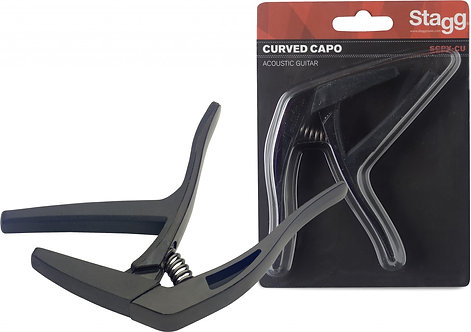 Stagg Capo - Electric/Acoustic