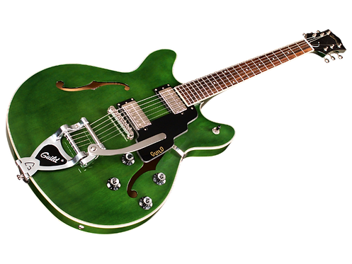 Guild Starfire I Double Cut 335 Style With Bigsby