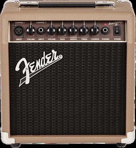 Fender Acoustasonic 15 Acoustic amp