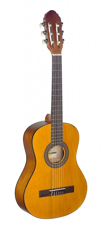 Stagg C405M 1/4 Size Childrens Classical Guitar - Various Colours