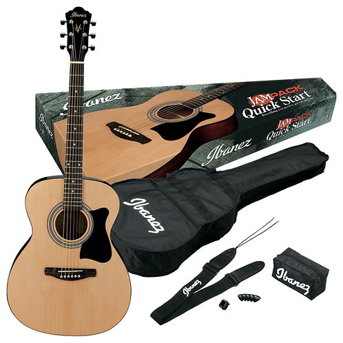 Ibanez VC50 Acoustic Package