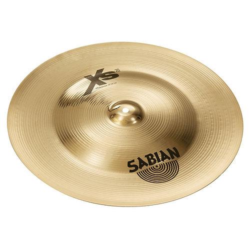 """Sabian XS20 18"""" China"""
