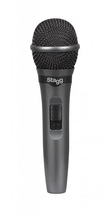 "Stagg SDMP15, Basic Microphone, Inc. XLR-1/4"" Cable"