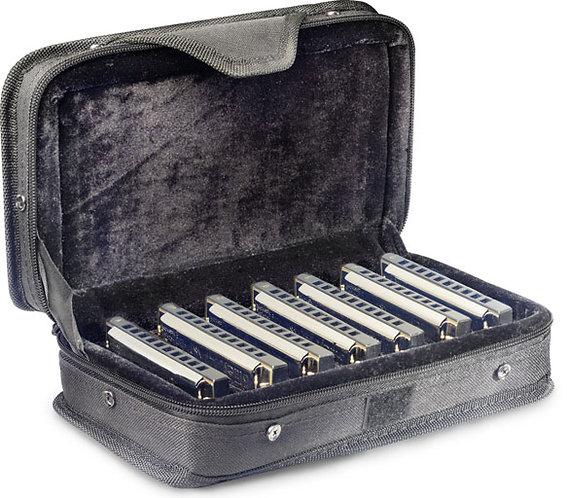 Stagg Harmonica Set - 7 Keys