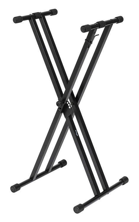 Stagg Double Braced Keyboard Stand