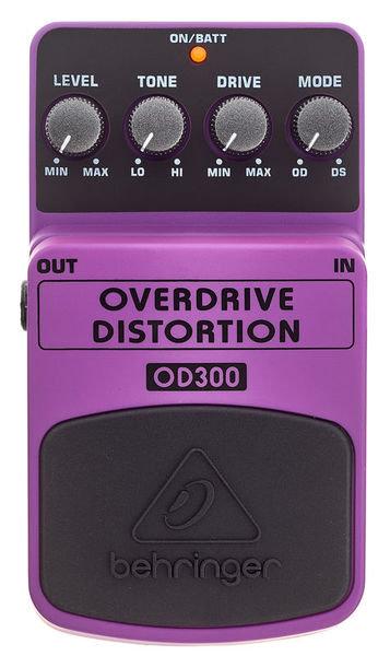 Behringer OD300 Distortion