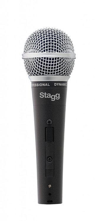 Stagg SDM50 Microphone, Inc. XLR-XLR Lead