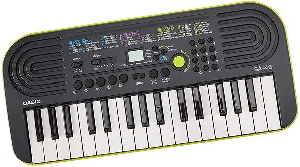 Casio SA46 Mini Portable Keyboard