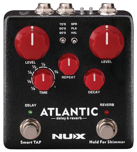 NUX Atlantic Delay and Reverb