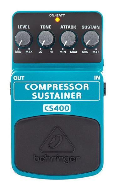 Behringer CS400 Compressor