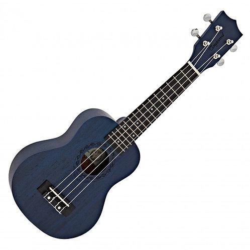 Tanglewood TWT-1 Denim Blue Satin Soprano