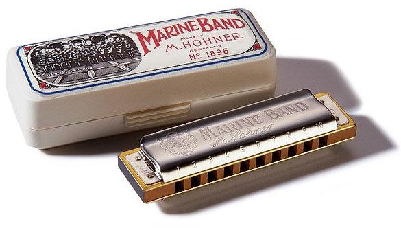 Hohner Marine Band 1896 - Various Keys