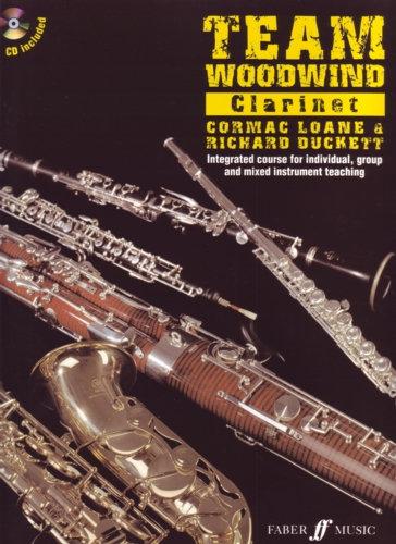 Team Woodwind Clarinet Book