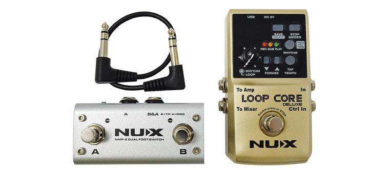 NUX Looper Core Deluxe