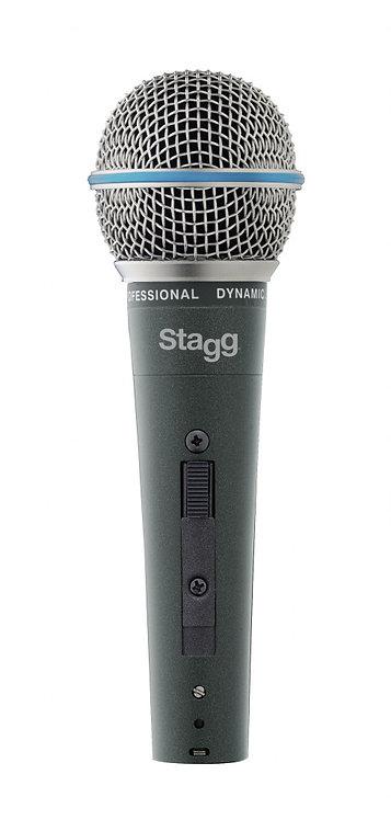 Stagg SDM60 Microphone, Inc. XLR-XLR Lead