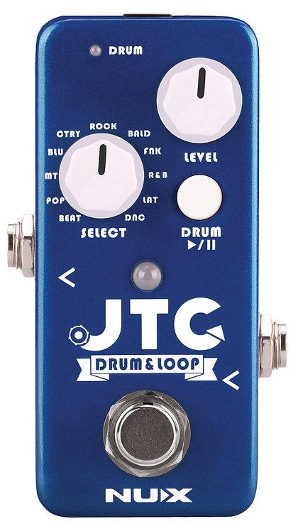 NUX JTC-Looper and Drum Pedal
