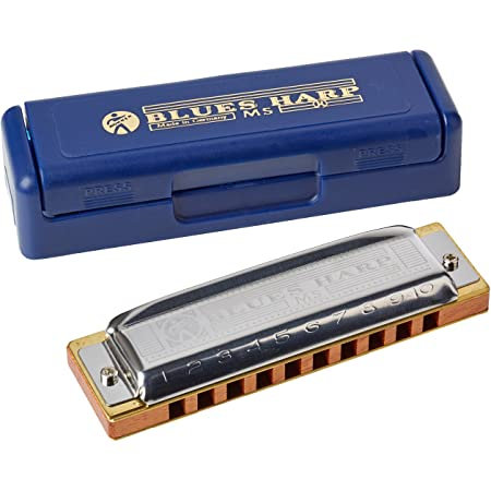 Hohner Blues Harp - Various Keys