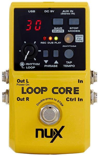 NUX Loop Core, Looper Pedal