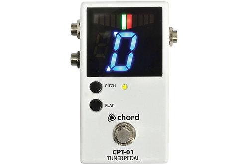 Chord CPT-01 Chromatic Guitar Floor Tuner