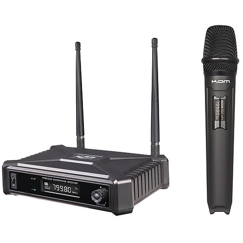 KAM Wireless Single Radio Microphone