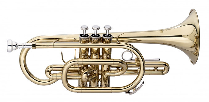 Stagg CR215S Cornet Outfit Bb