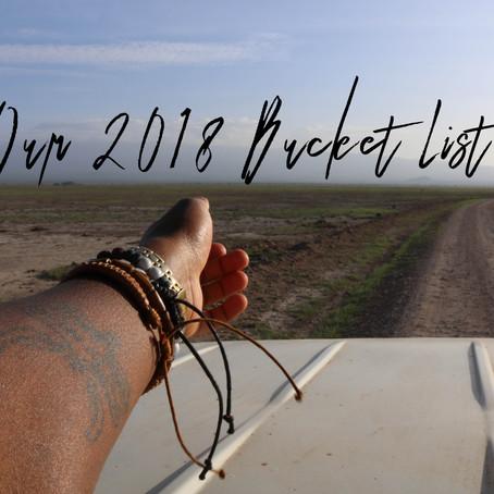 Kenya Bucketlist 2018
