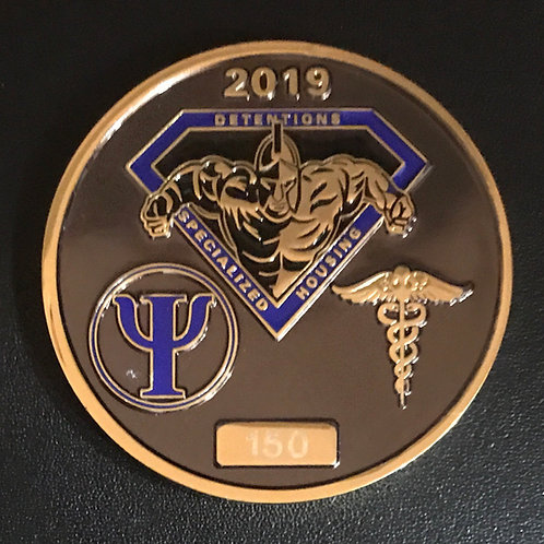 HCSO Specialized Housing Unit Coin