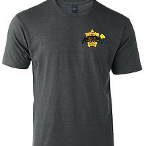 Grey Roll Call Shirt