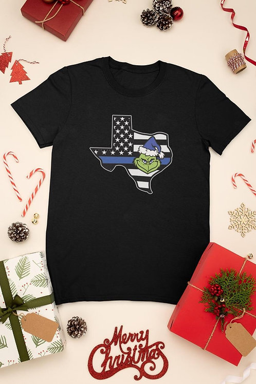 Grinch Texas Blueline