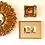 Thumbnail: The Small Interior #1- Wall Decoration in Vintage Frame/Mount