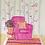 Thumbnail: Pink Armchair - Wall Decoration