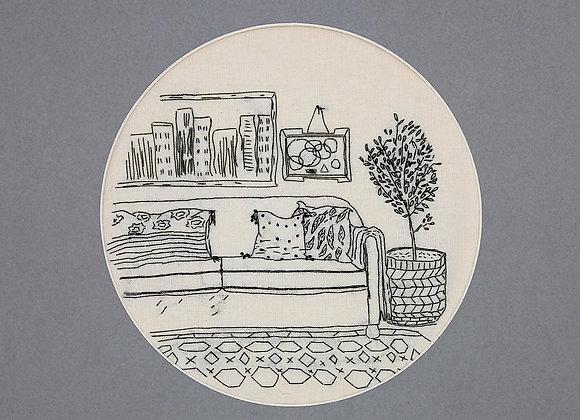 Sofa III - Wall Decoration