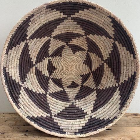 Natural Coloured Basket