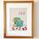 Thumbnail: Green Armchair - Wall Decoration