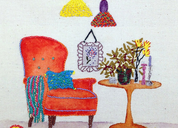 Bright Armchair