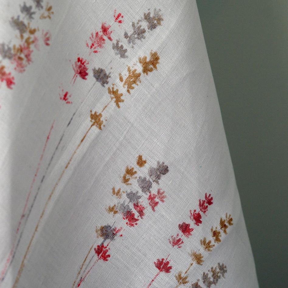Botanical Linen Napkins
