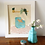 Thumbnail: Turquoise Armchair - Wall Decoration