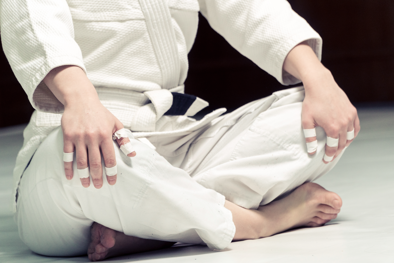 Jujitsu Posture