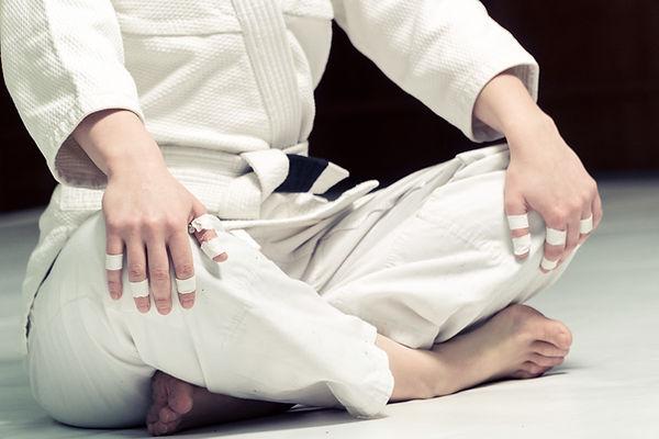 Jujitsu Duruş
