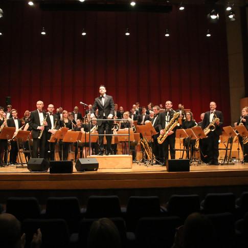 Het Saxofoonorkest - de Singel