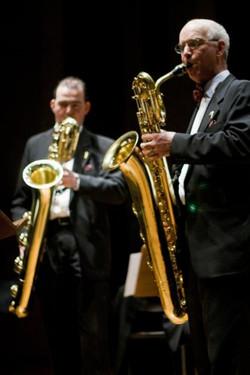 Het Saxofoonorkest - solisten