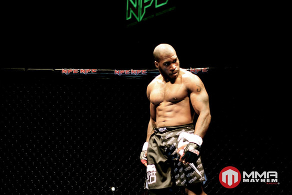 MMA, NFC Fight