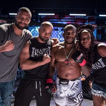 MMA, Mix Martial Arts Winning